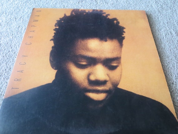 David Jones Personal Collection Record Album - Tracy Chapman