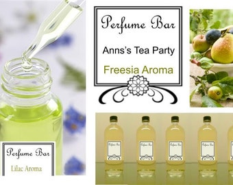 Perfume Party kit. Perfect for parties, showers and events. Everything you need for a perfume party.
