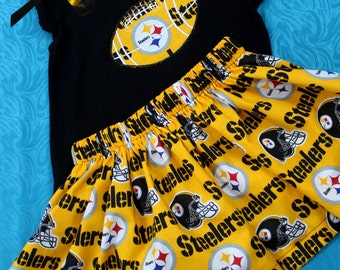 Pittsburgh Steelers Toddler 3pc Set