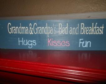 Grandma & Grandpa's Bed and Breakfast