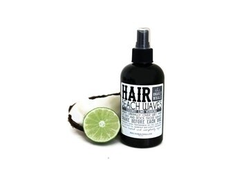 Coconut Lime Verbena Beach Waves - 8oz