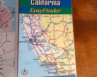 Rand McNally Laminated Northern California Road Map