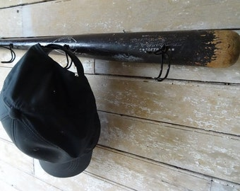 how to make a cap rack