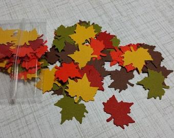 Die Cut Leaves.  #MA-16