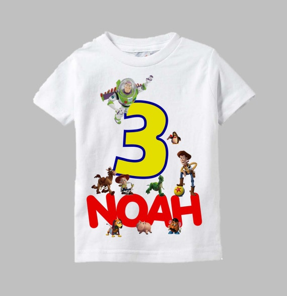 toy story birthday shirt toy story shirt