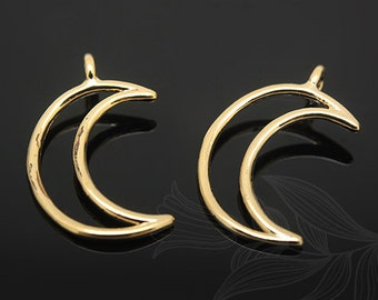 H930-20pcs-Gold Plated