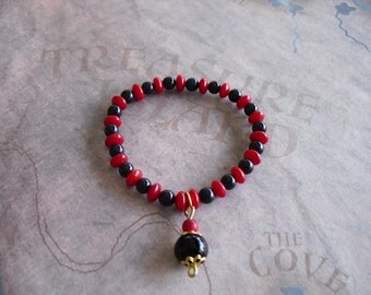 Baby azabache bracelet