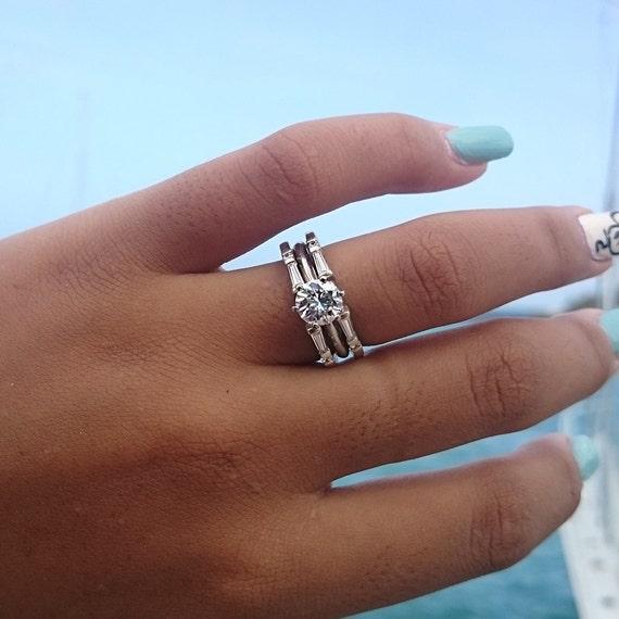 what are engagement ring enhancers - Wedding Ring Enhancer