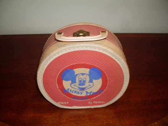 Vintage 1950 S Mickey Mouse Club Child S By Connecticutfinds