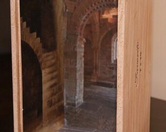 Vignette Box: Medieval Castle