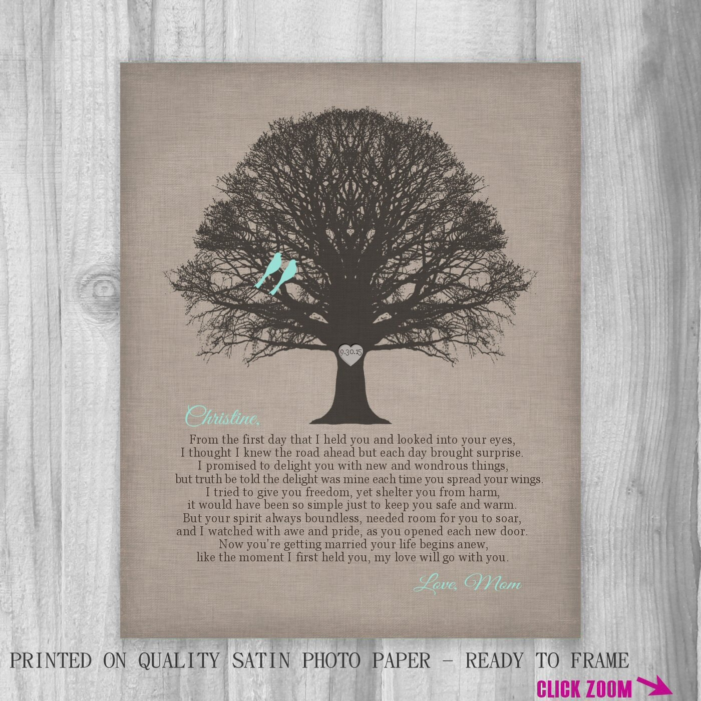 A Wedding Gift For My Daughter : Gift for Daughter on Wedding Day from Mom Wedding Day Gift for