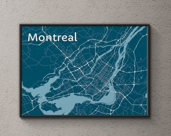 home decor stores montreal qc montreal wall etsy 12596