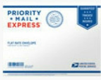 Priority express mail
