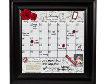Dry Erase Calendars Chore Charts And Fridge Calendars By