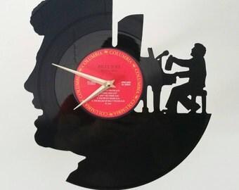 Billy Joel Clock