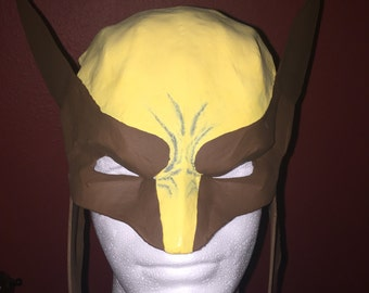 Wolverine mask / cowl