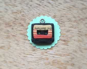 GOTG - Awesome Mix Tape Pendant