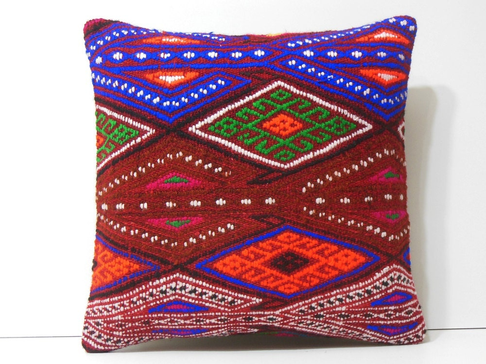 Very Large Decorative Pillows : extra large cushion 20x20 throw pillow sofa by DECOLICKILIMPILLOWS