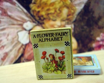 Fairy Tales Miniature Book 1:12 for Dollhouses