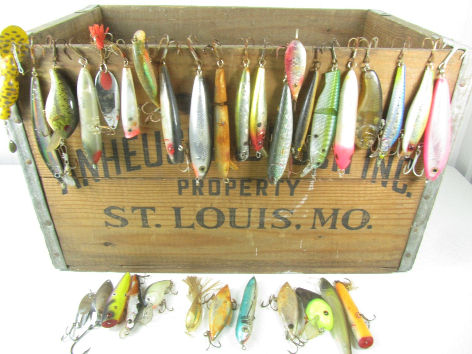 fishing lure collection fishing lureoutdoorscampingfish ForFishing Lure Collection