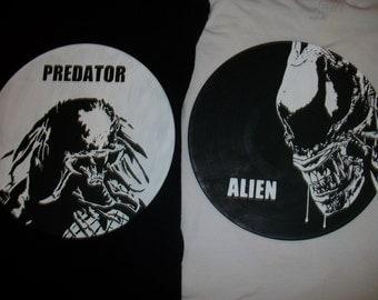 Alien and Predator set