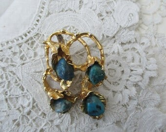 Retro brooch/pendant