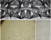 Gorgeous Designer Lace Sequin Fabric Polyester Mesh