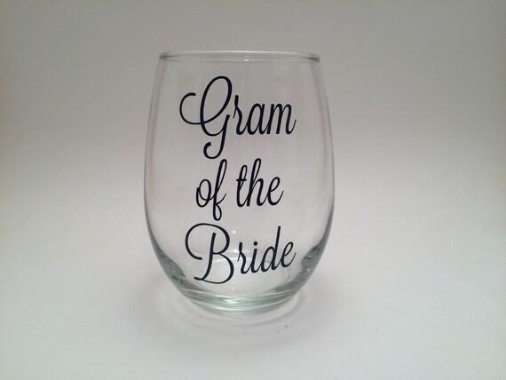 Grandmother Wedding Gift: Grandma Of The Bride Gift Grandma Wedding By