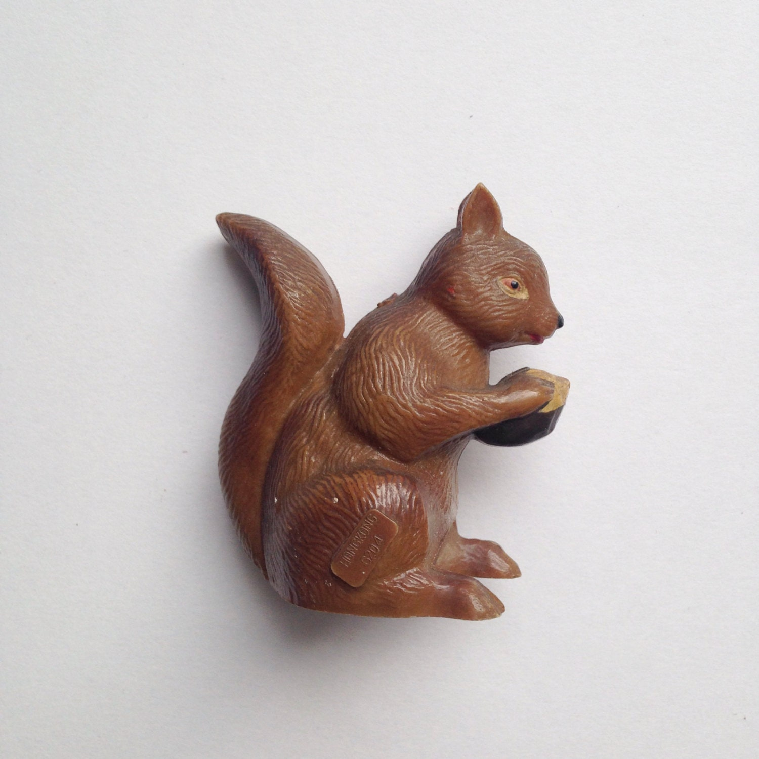 Amazing Hong Kong: RESERVED FOR J. P. Amazing Vintage Hong Kong Plastic Squirrel