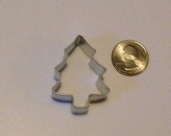 "1.75"" Mini Christmas Tree Cookie Cutter"