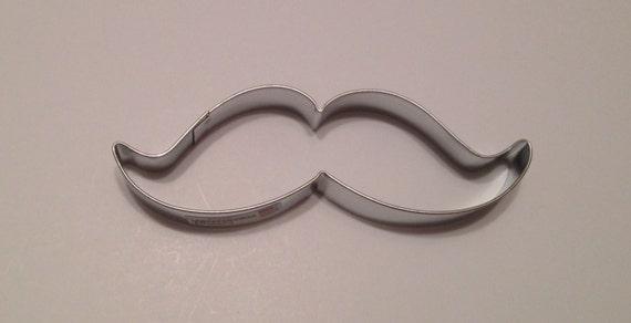 "5"" Mustache Cookie Cutter"