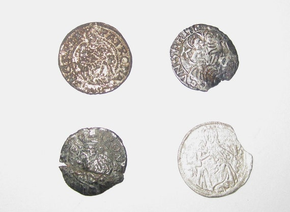 how to make medieval coins
