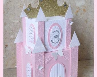 Sleeping Beauty Inspired Castle Centrepiece