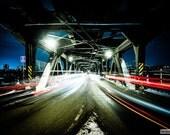 Edmonton - High Level Bridge, Fine Art Print