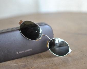 Vintage GIORGIO ARMANI sunglasses , designer sunglasses...