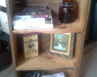 Antique Furniture - Re-purposed Drawer shelf unit