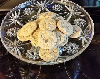 2 Dozen Gluten Free Chocolate Chip Cookies Home Made - To Order Fresh Baked Delicious Fast Shipping