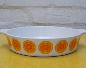Vintage Pyrosil dish