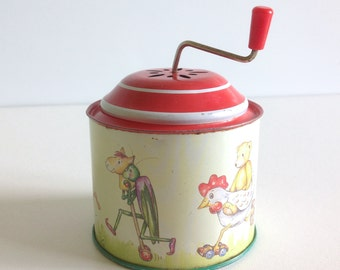 Vintage child toy / musical toy