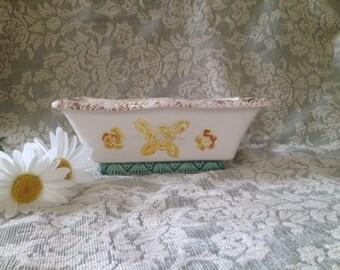 Vintage Porcelain Planter