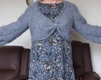 Bolero Long Sleeves Knitted Bolero Short Knitted Jacket