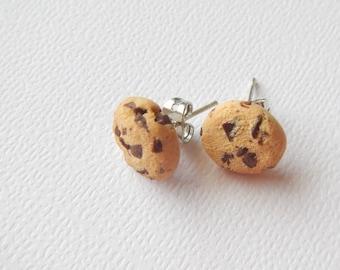 Cookie Post Earrings