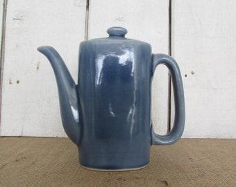 Vintage Celadon Teapot, Old Celadon Teapot, Vintage Teapots, Old Teapots, Odd Shape Teapots, Teapots, Celadon Items, Celadon, Blue Teapots,