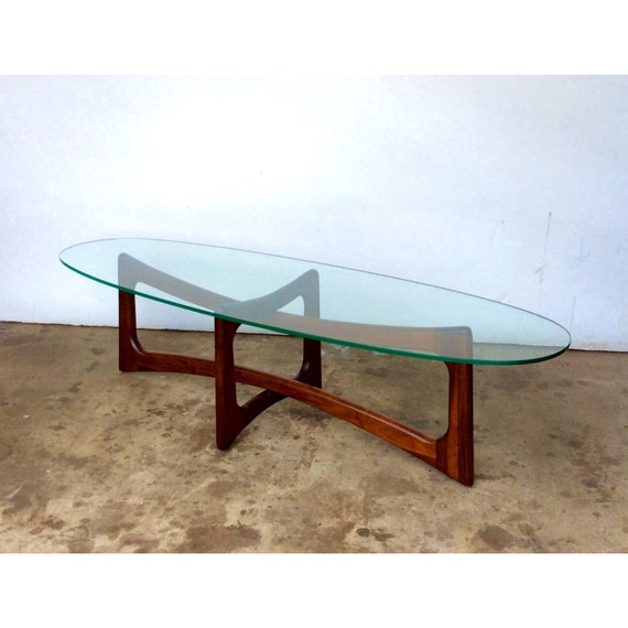 Adrian Pearsall Ribbon Coffee Table By ShopworksSTUDIO On Etsy