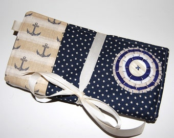 Cord Organizer, Cable Organizer, Charger Organizer, Cable Carrier, Cord Storage, Cord Travel Bag, Cable Bag, Cord Caddy, Anchor, Nautical