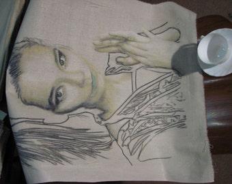 Portrait of Björk