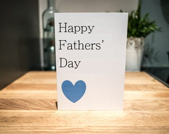 Gay Fathers' Day Card   LGBT