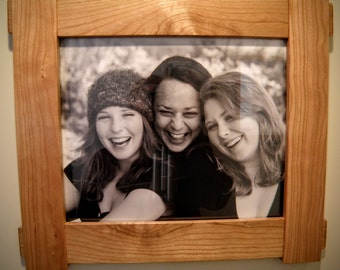 Arts and Crafts Picture Frame