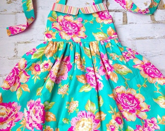 Katie Lady Ginger Dress