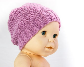 Sophisticated Slouchy Hat, Baby Slouch Hat, Girls Slouch Hat, Beanie, Slouch Beanie, Toddler Slouchy Hat